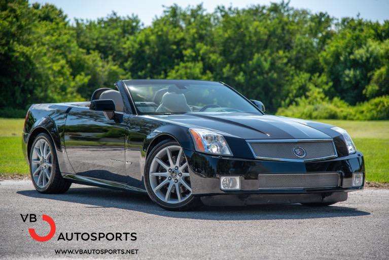 Used 2006 Cadillac XLR-V for sale $41,900 at VB Autosports in Vero Beach FL