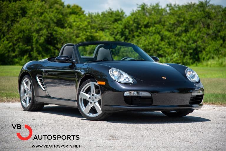 Used 2008 Porsche Boxster for sale $29,900 at VB Autosports in Vero Beach FL
