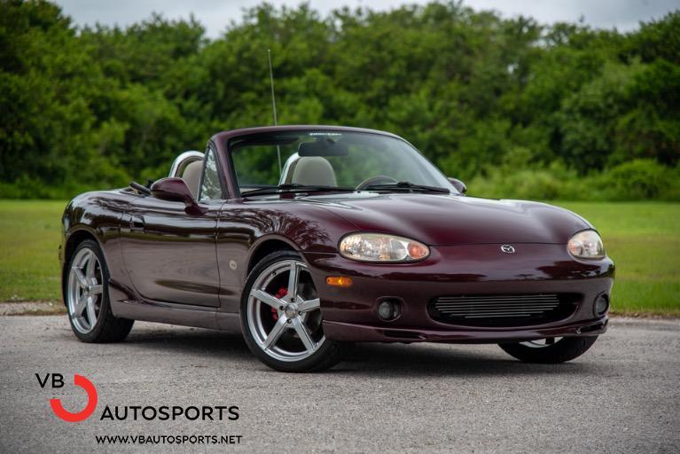Used 2000 Mazda MX-5 Miata Special Edition for sale $15,900 at VB Autosports in Vero Beach FL