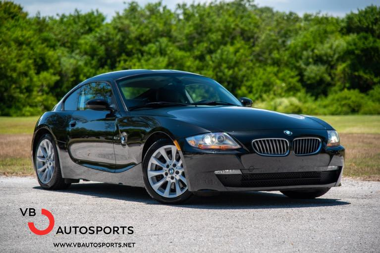 Used 2007 BMW Z4 3.0si for sale $23,900 at VB Autosports in Vero Beach FL