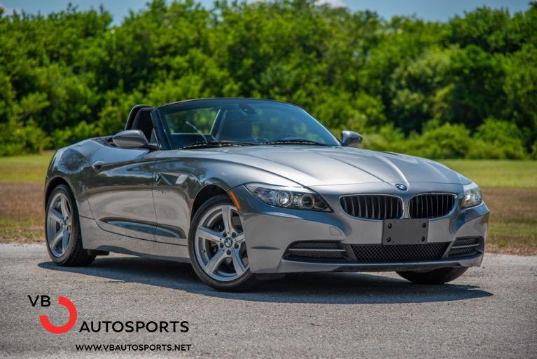 Used 2009 BMW Z4 sDrive30i for sale $25,900 at VB Autosports in Vero Beach FL