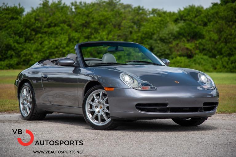 Used 2001 Porsche 911 Carrera 4 for sale $34,900 at VB Autosports in Vero Beach FL