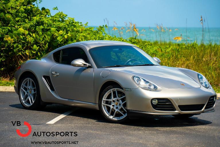 Used 2012 Porsche Cayman for sale $42,900 at VB Autosports in Vero Beach FL