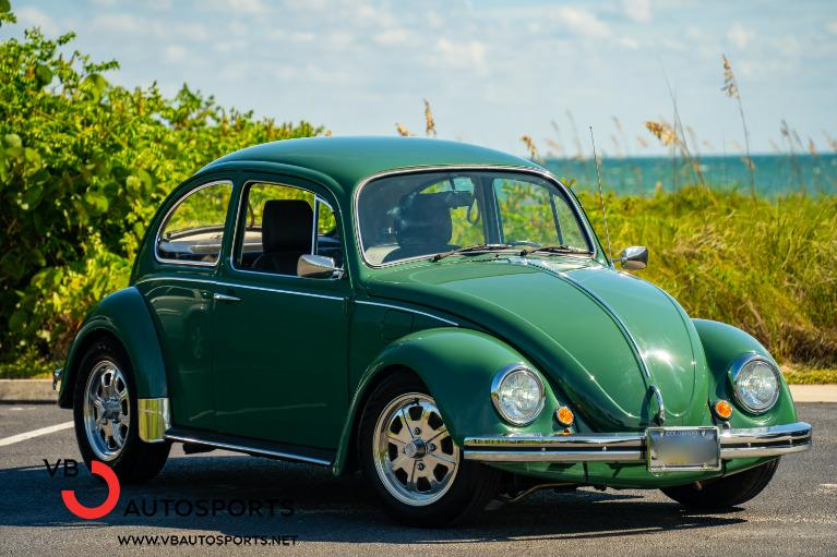 Used 1968 Volkswagen Beetle for sale $24,900 at VB Autosports in Vero Beach FL