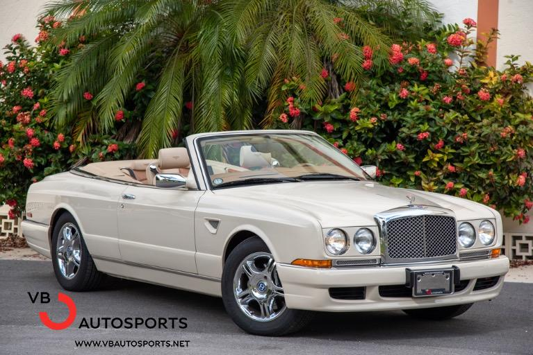 Used 2001 Bentley Azure Mulliner for sale $79,900 at VB Autosports in Vero Beach FL